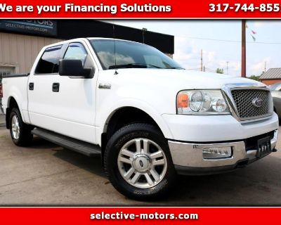 Used 2004 Ford F-150 SUPERCREW
