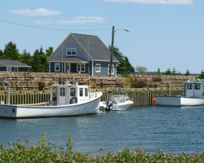 Spectacular Beach Front Cottage surrounded by water on three sides!!! - Bay Fortune