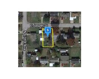 3 Bed 1 Bath Preforeclosure Property in Tulsa, OK 74115 - E Jasper St