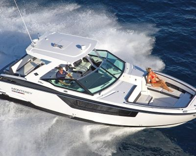 2022 Monterey 378SE
