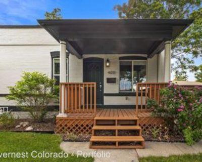 4011 Shoshone St, Denver, CO 80211 2 Bedroom House