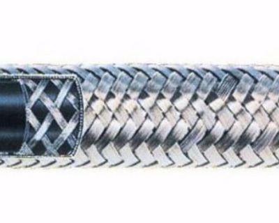 Aeroquip Fca0603 Hose Aqp Braided Stainless Steel -6 An 3 Ft. Length Each