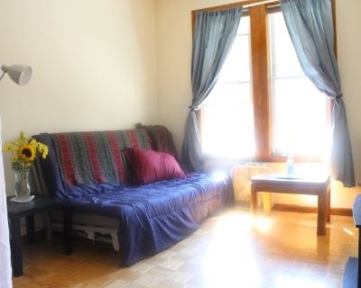 For 1 Person:Two Rooms- $1280 Total-Sunnyside 10/1