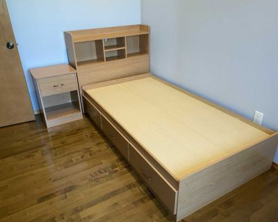 Twin bedroom SET (would like to sell together)