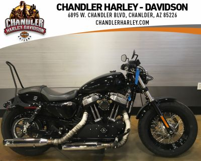 Pre-Owned 2015 Harley-Davidson Forty-Eight Sportster XL1200X