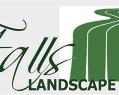 fallslandscape.com Design, build, maintain. Edging/mulching, fertilizing, outdoor...