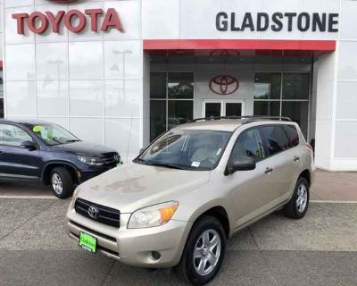 2008 Toyota RAV4 Base AUTOMATIC, AIR CONDITIONING, CRUISE CONTROL