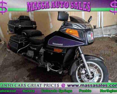 2001 Kawasaki Voyager