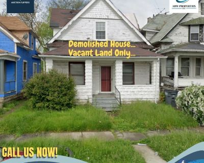 0.07 Acres for Sale in Toledo, OH