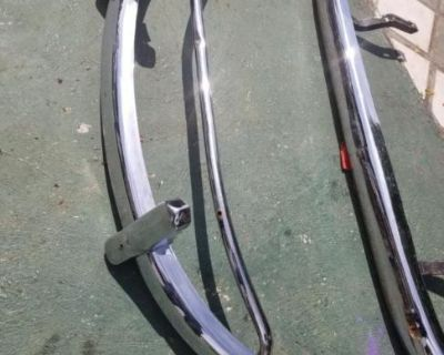 Vw bus bumpers front only