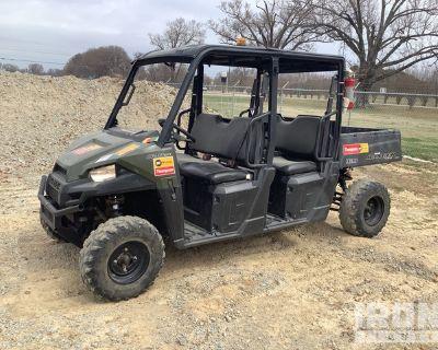 2019 Polaris Ranger 570-4 Crew 4x4 Utility Vehicle