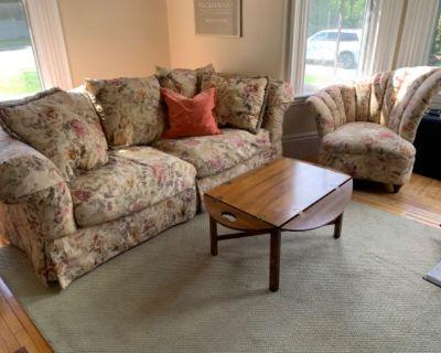 Medfield Moving Sale