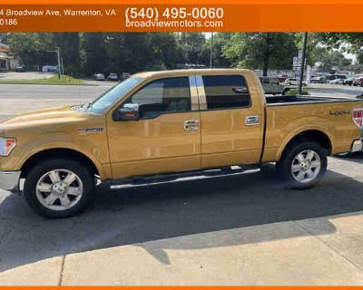 2009 Ford F150 SuperCrew Cab for sale
