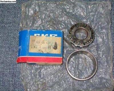 wheel inner/outer front bearings bug/porsche