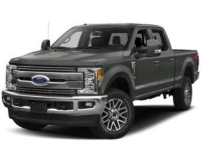2017 Ford Super Duty F-250 Lariat Crew Cab 6.75' Bed 4WD