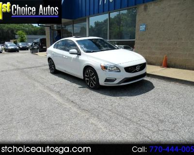 Used 2017 Volvo S60 T5 FWD Dynamic