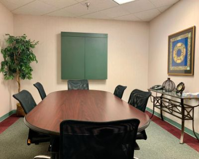 Traditional Conference Room in Rockville Maryland, Rockville, MD