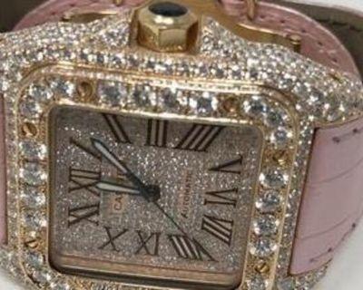 Designer Watches, Handbags, Shoes, Diamond & Gold Jewelry