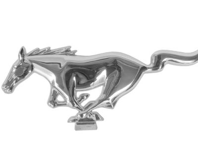 1967 Ford Mustang Running Horse For Grille Corral