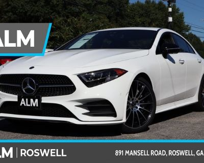 Pre-Owned 2021 Mercedes-Benz CLS CLS 450 With Navigation
