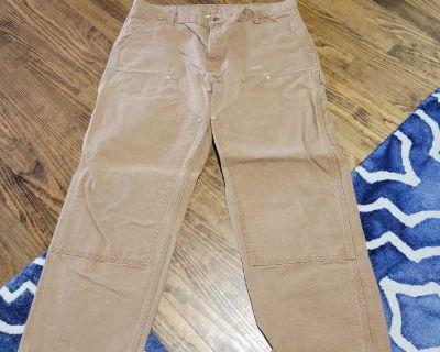 Carhardt Men's Work Pants 40x30