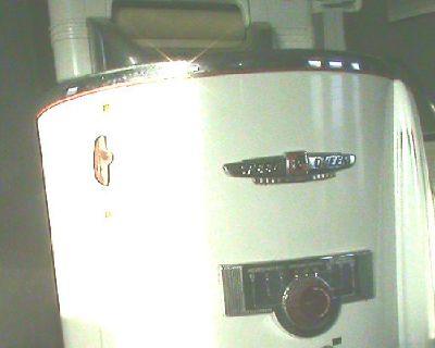 Antique Speed Queen Model 90 P wringer washing machine