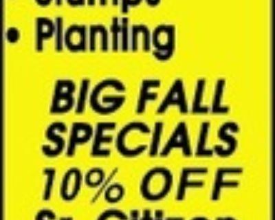 ARBORIST TREE EXPERTS FREE EST...