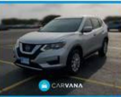 2017 Nissan Rogue Silver, 47K miles