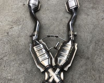 FOR SALE: - 94-95 Mustang 5.0 Magnaflow X-Pipe