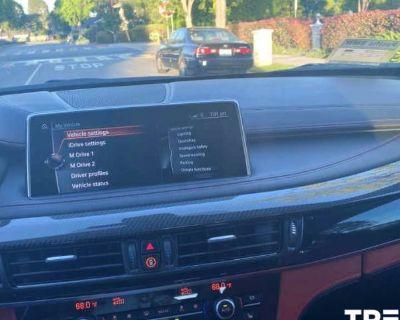 2017 BMW X6 M Standard