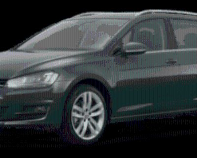 2015 Volkswagen Golf SportWagen TSI SE Auto