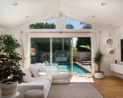 Tropical Balinese Home in Los Angeles, Encino, CA