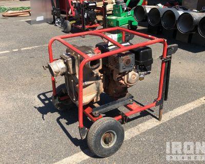 Multiquip QP-3TH Water Pump