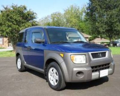 2005 Honda Element EX 4WD Automatic