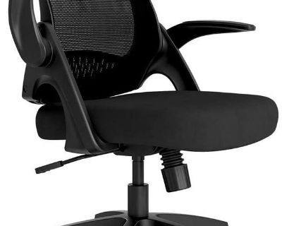 Hbada Office Task Desk Chair - No Assembley Required - New!