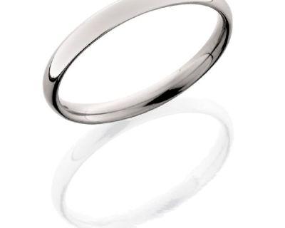 Titanium Rings - Magic Hands Jewelry