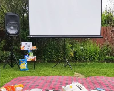 Movie Night Package (rental only)