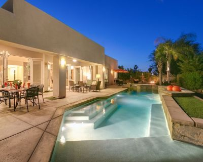 Stunning 6 Bedroom Home w/Mountain, Lagoon & Golf Course Views +Pool Table - Cas - Palm Springs