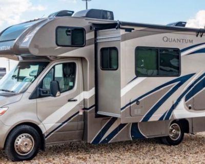 2019 Thor Motor Coach QUANTUM SPRINTER KM24