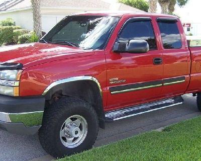 Clean 2003 Chevrolet Silverado 2500