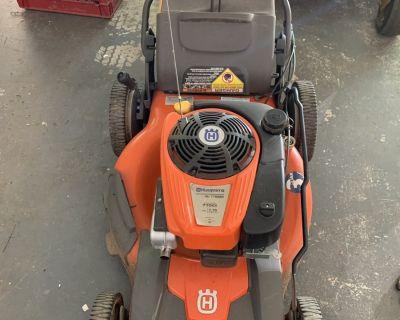 FS/FT Husqvarna 22 mower (price lowered)