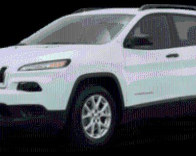 2017 Jeep Cherokee Altitude 4WD