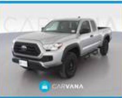 2020 Toyota Tacoma Gray, 18K miles