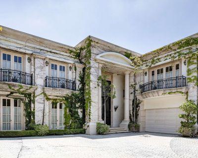 A Dreamy Mediterranean Villa, Beverly Hills - Los Angeles
