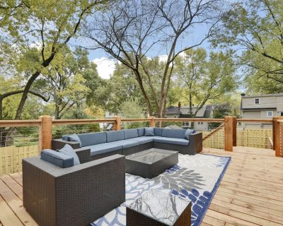 Luxury Home Best Deck/Patio in KC DreamLux Beds Gated Driveway - Overland Park