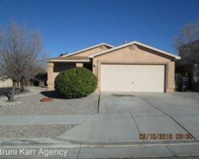 10704 Marble Stone Dr Nw, Albuquerque, NM 87114 4 Bedroom House