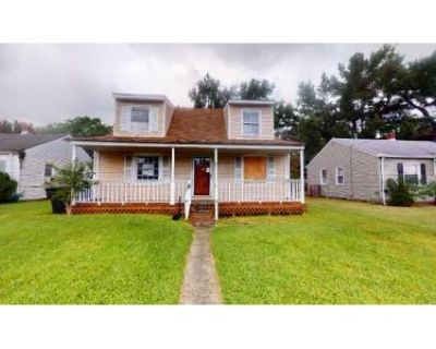 2 Bed 1 Bath Foreclosure Property in Portsmouth, VA 23701 - Bolling Rd