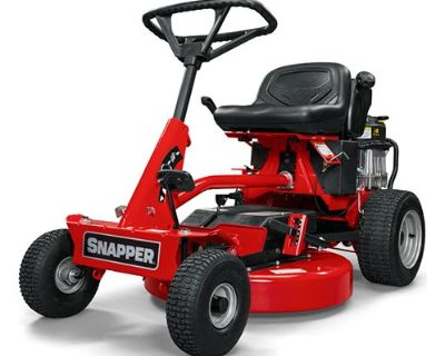 2019 Snapper Classic Rear Engine 33 in. Briggs & Stratton Intek 15.5 hp Riding Mowers Lafayette, IN