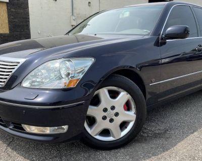 2005 Lexus LS LS 430