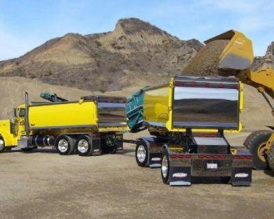 Dump truck & heavy equipment funding - (All credit types)